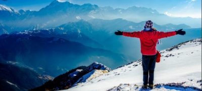 Brahmatal Trek - Winter Snow Adventure