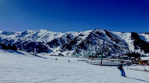 Armenia winter activities in Jermuk