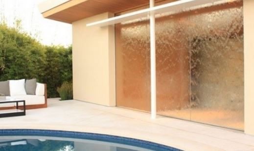 How water wall at your house can help you