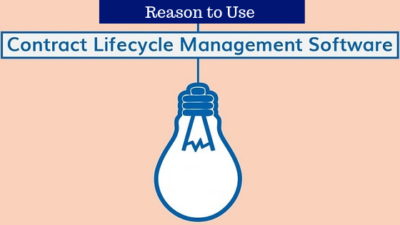 Reason to Use Contract Lifecycle management Software